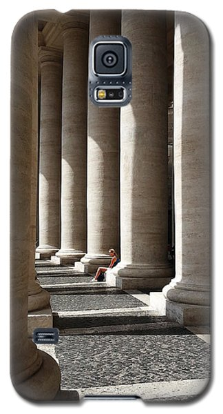 Waiting At St Peter's Galaxy S5 Case