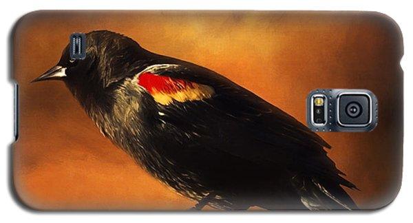 Waiting - Bird Art Galaxy S5 Case