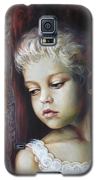 Waiting Galaxy S5 Case by Elena Oleniuc