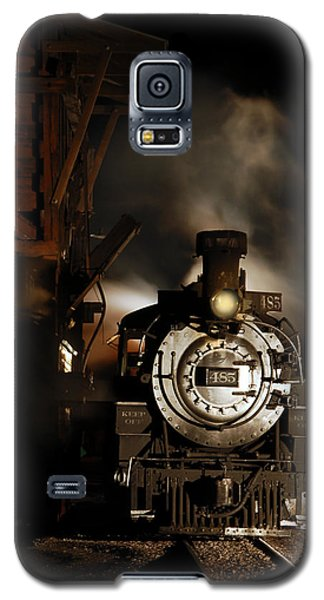 Waiting For More Coal Galaxy S5 Case