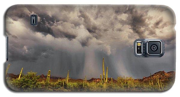 Waiting For Rain Galaxy S5 Case