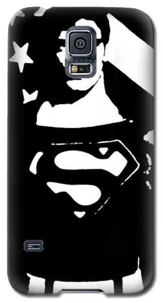 Waiting For Superman Galaxy S5 Case by Saad Hasnain