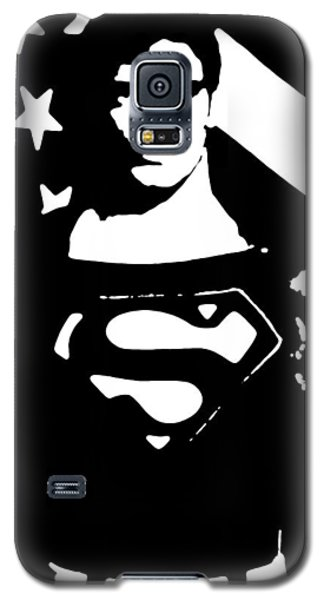 Waiting For Superman Galaxy S5 Case