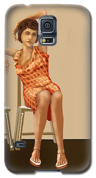 Waiting Galaxy S5 Case