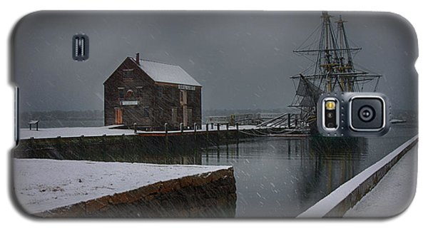 Waiting Quietly Galaxy S5 Case by Jeff Folger