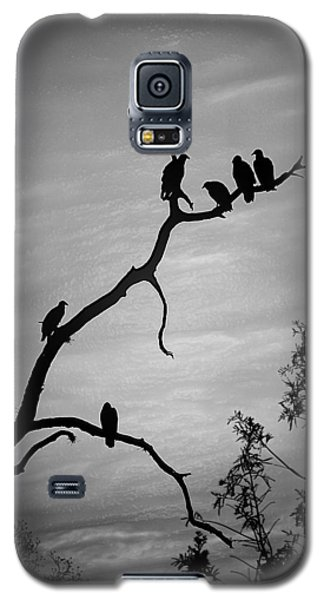 Waiting Galaxy S5 Case by Robert Meanor