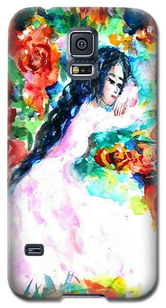 Waiting True Love Galaxy S5 Case