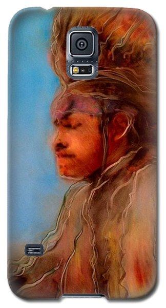 Wakantanka Maka Kin Kaye Galaxy S5 Case by FeatherStone Studio Julie A Miller