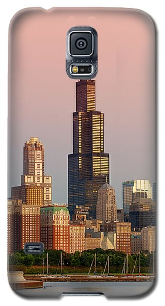 Wake Up Chicago Galaxy S5 Case