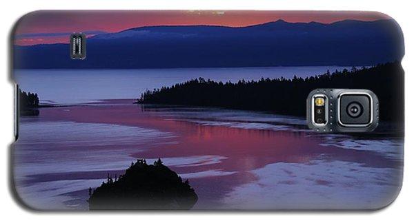 Wake Up In Lake Tahoe  Galaxy S5 Case