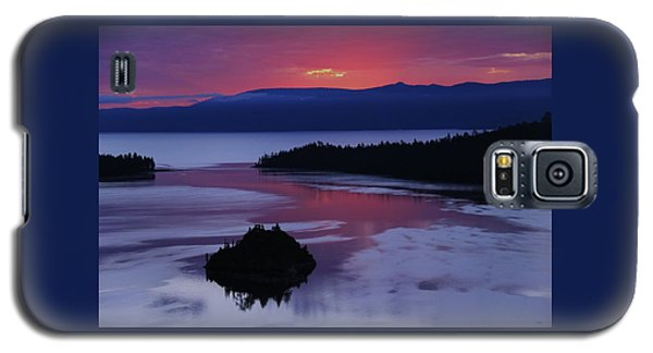 Wake Up In Lake Tahoe  Galaxy S5 Case