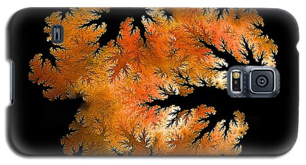 Waking In Mandelbrot Forest-2 Galaxy S5 Case