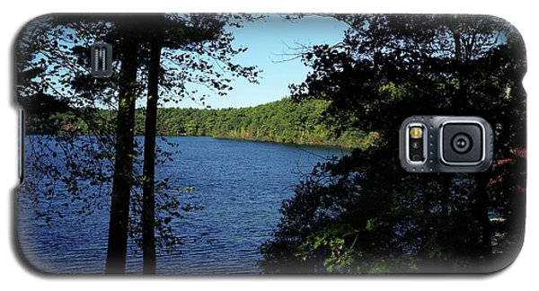 Walden Pond End Of Summer Galaxy S5 Case