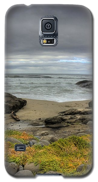 Waldport Beach Beauty Galaxy S5 Case