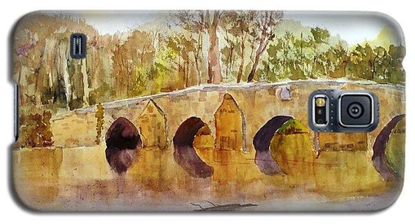 Wales Dipping Bridge Galaxy S5 Case