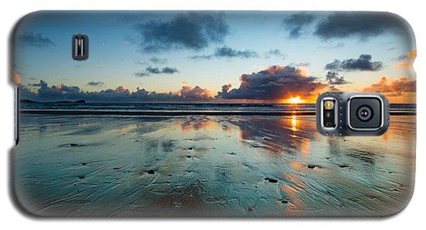 Wales Gower Coast Summer  Galaxy S5 Case