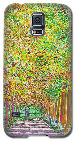 Walk In Park Cathedral Galaxy S5 Case