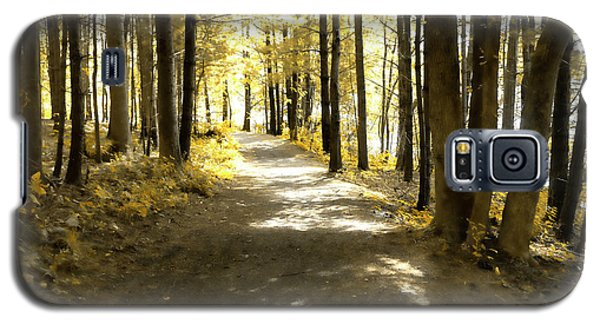 Walk In The Woods Galaxy S5 Case