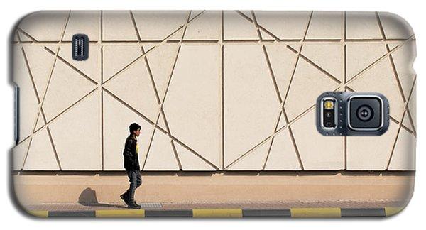 Walk The Line Galaxy S5 Case