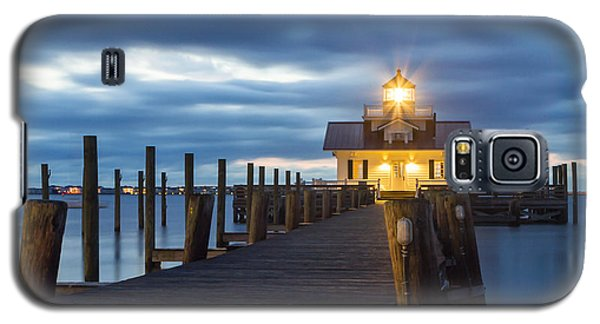 Walk To Roanoke Marshes Lighthouse Galaxy S5 Case