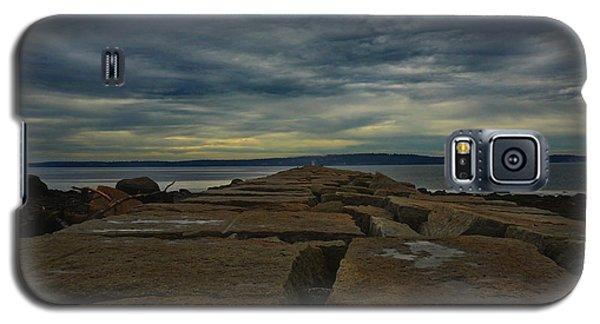 Walk To The Sea Galaxy S5 Case