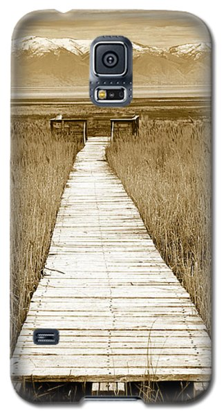 Walk With Me 1 Galaxy S5 Case