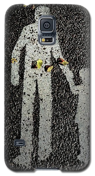 Walk With Me Galaxy S5 Case