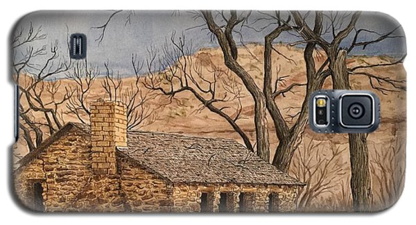 Walker Homestead In Escalante Canyon Galaxy S5 Case