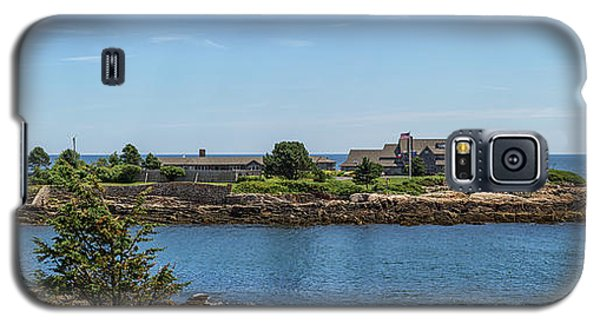 Walkers Point Kennebunkport Maine Galaxy S5 Case by Brian MacLean