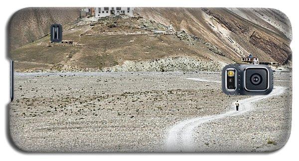 Walking Alone Galaxy S5 Case