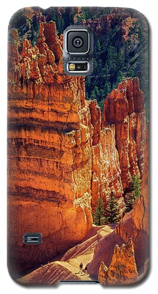 Walking Among Giants Galaxy S5 Case
