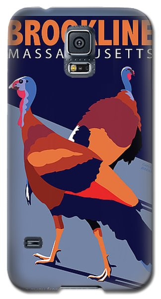 Walking Away From You Galaxy S5 Case
