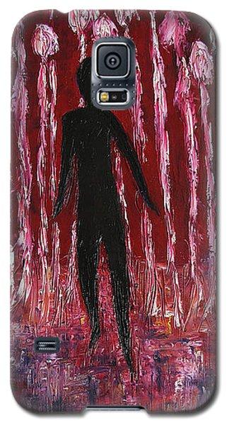 Walking Away Galaxy S5 Case