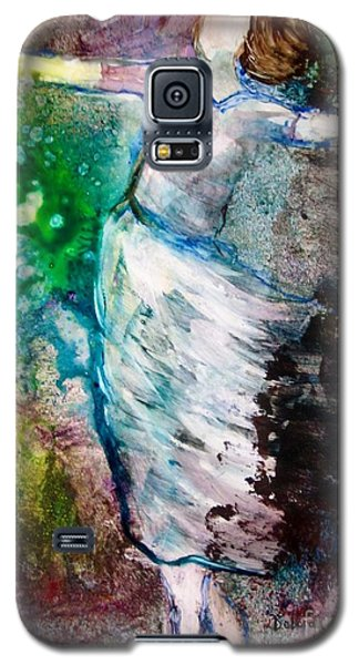 Walking In The Spirit Galaxy S5 Case