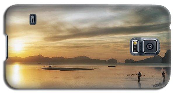 Walking In The Sun Galaxy S5 Case