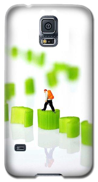 Walking On Celery  Galaxy S5 Case