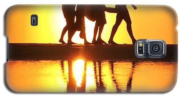 Walking On Sunshine Galaxy S5 Case