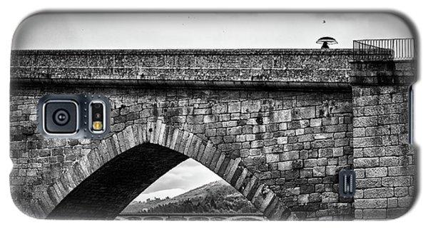 Walking On The Roman Bridge Galaxy S5 Case