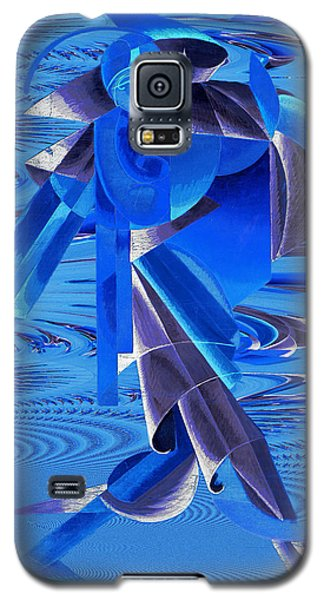 Walking On Water Galaxy S5 Case