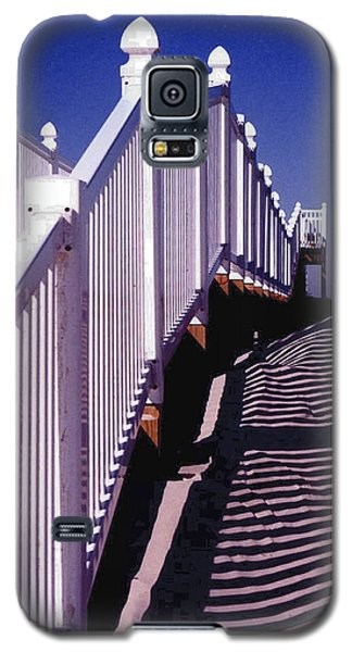 Walkway To Beach Galaxy S5 Case