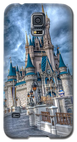 Walkway To Cinderellas Castle Galaxy S5 Case