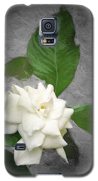 Wall Flower Galaxy S5 Case by Carolyn Marshall