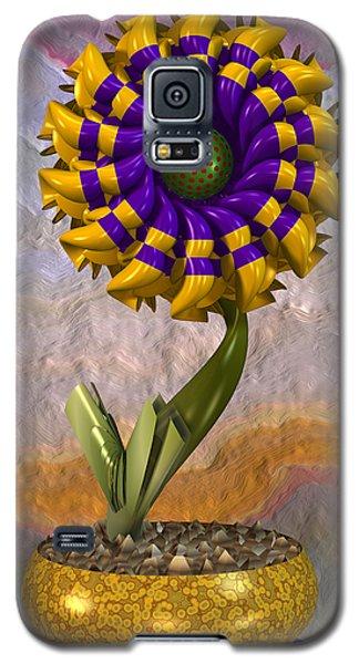 Wall Flower Galaxy S5 Case