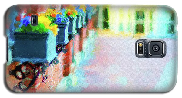 Wall Flower On The Mills In Amesbury Ma Galaxy S5 Case
