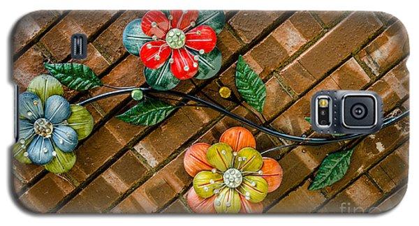 Wall Flowers Galaxy S5 Case