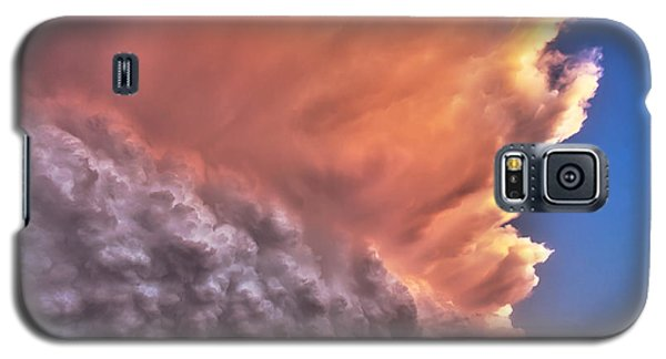 Wall Of Boiling Clouds Galaxy S5 Case