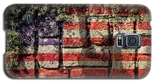 Wall Of Liberty Galaxy S5 Case
