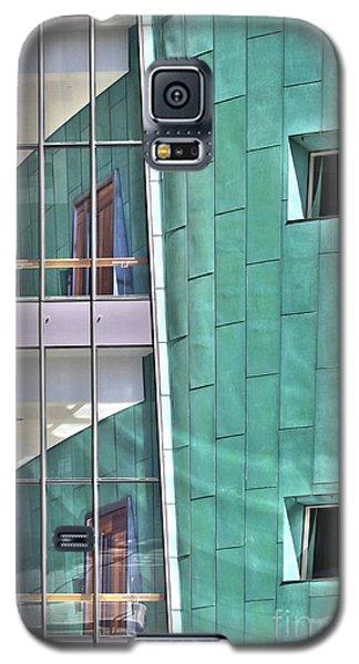 Wall Of Windows Galaxy S5 Case