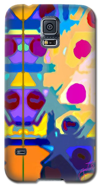 Wall Paper Galaxy S5 Case