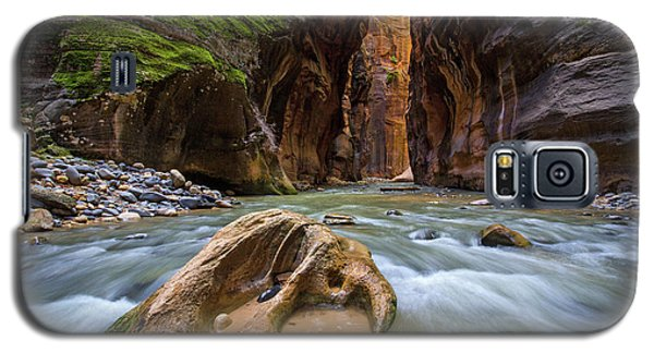 Wall Street Of The Narrows Galaxy S5 Case